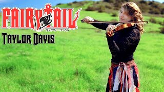 Download Fairy Tail Theme (Violin Cover) Taylor Davis Video