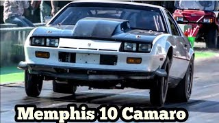Download Jaime Ott's Memphis 10 Camaro at Out of Time No Prep Series Video