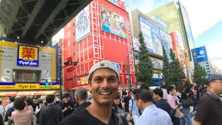 Download Akihabara Street View Adventure | Maid Cafes, Game Arcades, Electronics Video