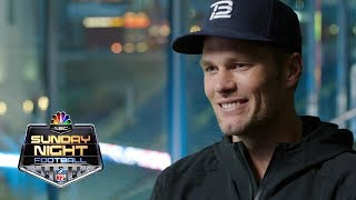 Download Tom Brady on being labeled the GOAT, Aaron Rodgers I NFL I NBC Sports Video