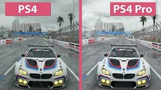 Download Project CARS 2 – PS4 vs. PS4 Pro 4K Graphics Comparison & Frame Rate Test Video