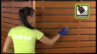 Download Kaip dažyti naują medinį paviršių dekoratyvinėmis medienos apsaugos priemonėmis? (lt) Video