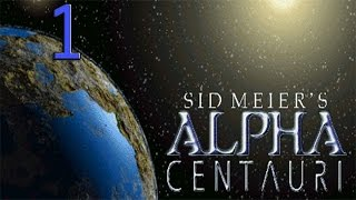 Download Let's Play Alpha Centauri Ep 1 - Will I be Talented enough for this game? Video