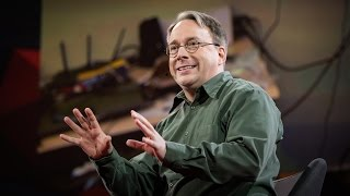Download The mind behind Linux | Linus Torvalds Video