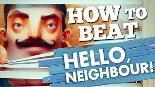 Download How To Beat Hello Neighbor Alpha 1 (In 3 different ways) Video
