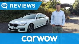 Download BMW 7 Series 2017 review | Mat Watson Reviews Video