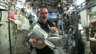 Download Wringing out Water on the ISS - for Science! Video