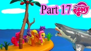 Download MLP Airplane Airport - Deserted Island - My Little Pony Part 17 Twilight Pinkie Pie Series Video Video