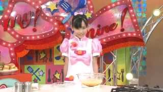 Download Cute Japanese girl instructs how to make cake omelette Video