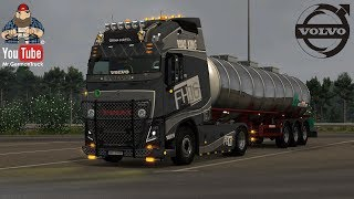 Download [ETS2 v1.31] Volvo FH16 2013 v23.00r + ALL DLC´s ready Video