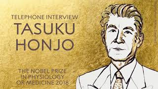 Download ″I'm very pleased to hear that what I've done is really meaningful.″ Interview with Tasuku Honjo Video