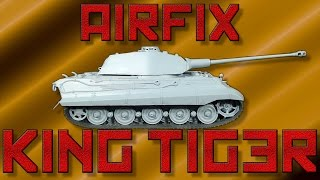 Download Airfix King Tiger [1/76 scale] Video