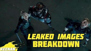 Download LEAKED Avengers Infinity War Trailer Images Breakdown Video