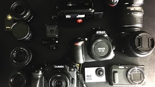 Download All of My Cameras and Why I Use Them Video