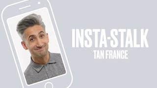 Download Queer Eye's Tan France Insta-Stalks The Fab Five | ELLE Video