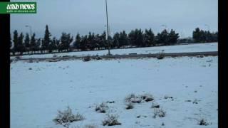 Download Snow in Saudi Arabia Video