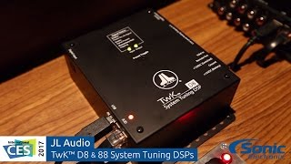 Download JL Audio TwK System Tuning DSPs & TüN DSP Control Software | CES 2017 Video