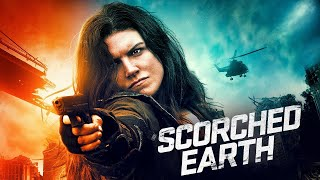 Download Scorched Earth (Free Full Movie) Sci Fi Western. Gina Carano Video