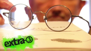 Download Die John Lennon Brille | extra 3 | NDR Video
