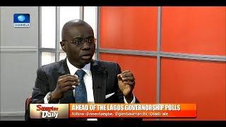 Download How I Will Tackle Gridlocks, Fix Bad Border Roads In Lagos – Sanwo-Olu Pt.2 Video