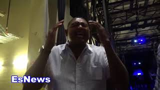 Download ((MUST SEE)) Actor Omar Miller Erupts After Canelo vs GGG Fight EsNews Boxing Video