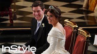 Download Princess Eugenie And Jack Brooksbank Wedding Highlights | InStyle Video