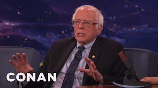 Download Senator Bernie Sanders On The Future Of The Democractic Party - CONAN on TBS Video