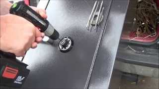 Download Breaking into a Homak Gun Safe - L2Survive with Thatnub Video