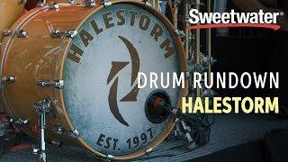 Download Drum Rundown with Arejay Hale of Halestorm Video