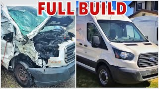 Download 2015 Ford Transit Finished, Full build Start to Finish Video