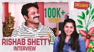 Download EXCLUSIVE: Rishab Shetty Interview On Bell Bottom Success & More   Part 1   Anushree Anchor Video