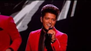 Download Runaway Baby with Bruno Mars - The X Factor 2011 Live Results Show 3 - itv/xfactor Video