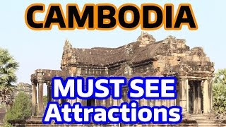 Download Things To Do in Cambodia (Top Attractions) Video