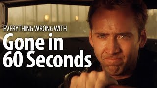 Download Everything Wrong With Gone In 60 Seconds Video