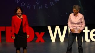 Download Conflict – Use It, Don't Defuse It | CrisMarie Campbell & Susan Clarke | TEDxWhitefish Video