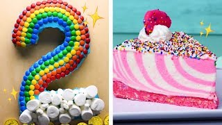 Download The Final CAKEdown! Easy Cutting Hacks to Make Number Cakes | Easy Cake Decorating Ideas by So Yummy Video