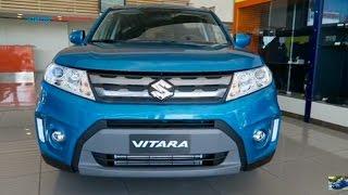 Download NEW 2018 Suzuki Vitara - Exterior and Interior Video