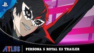 Download Persona 5 Royal - E3 2019 Trailer | PS4 Video