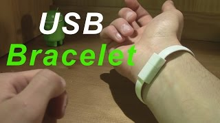 Download USB Charging and data Bracelet Cable Video