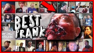 Download Extreme PRANK OFF (Father VS Son) Reaction's Mashup (All Reactions) by Subbotin Video