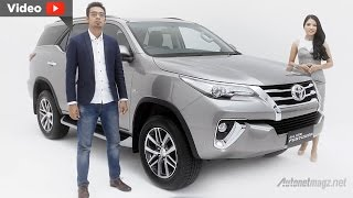 Download Video Toyota All New Fortuner 2016 Indonesia Video
