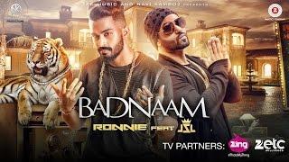Download Badnaam - Official Music Video | Ronnie Singh | JSL Singh | Latest Punjabi Songs 2016 Video