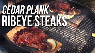 Download Rib Eye Plank Steaks by the BBQ Pit Boys Video