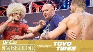 Download UFC 229 Embedded: Vlog Series - Episode 6 Video