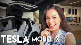 Download O carro do FUTURO de $140,000: o SUV elétrico TESLA MODEL X P100D Video