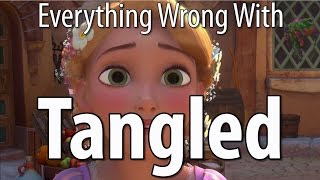 Download Everything Wrong With Tangled In 14 Minutes Or Less Video