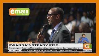 Download Rwanda seeking to become a manufacturing hub in Africa Video