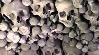 Download Church of Bones Czech Republic Kutná Hora Ossuary Kostnice Sedlec Monastery Video