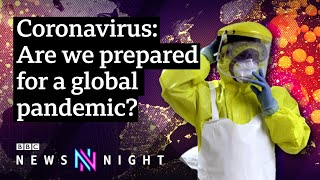 Download Coronavirus: how could it be stopped? – BBC Newsnight Video