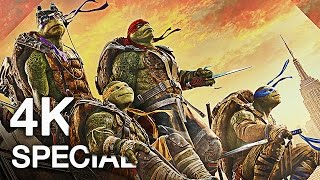 Download TEENAGE MUTANT NINJA TURTLES 2 Trailer, Clips & Featurettes (2016) TNMT 2 Out of the Shadows Video